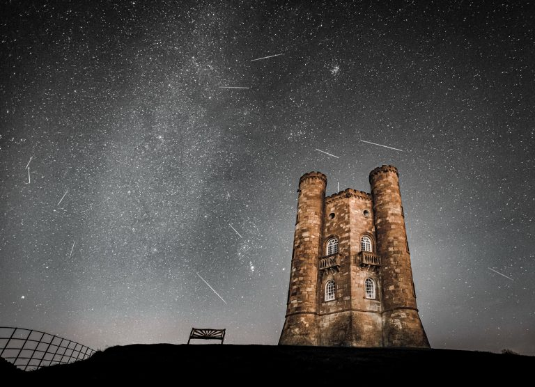 Stunning Geminid meteor shower 2020 photos show fireballs lighting up the sky over Britain