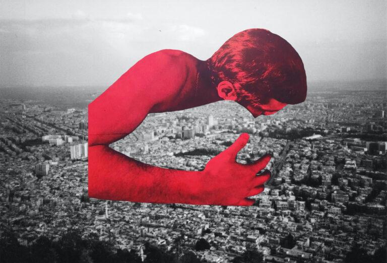 THE BREAKDOWN: Syrian artist Adnan Samman discusses 'Hugging Damascus'