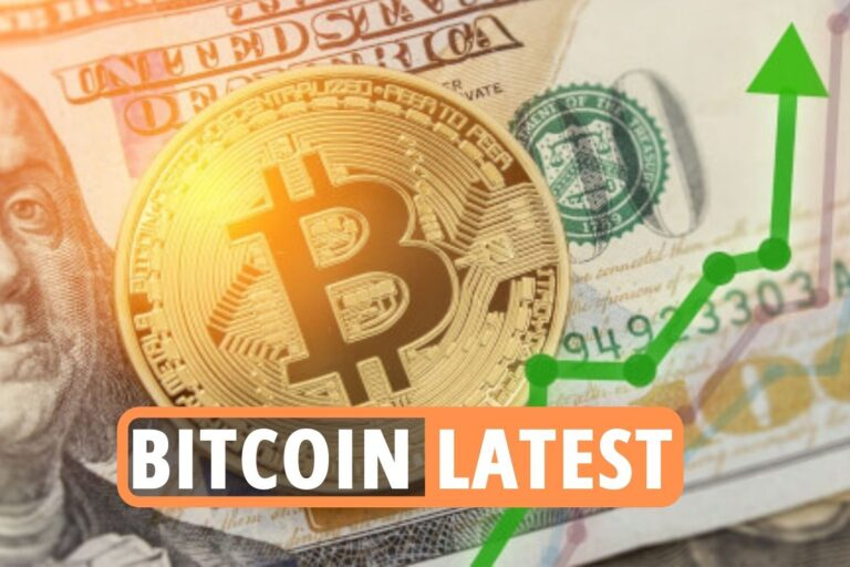 Bitcoin news LIVE – Safemoon could overtake Dogecoin as cryptocurrency rockets but Bitcoin could…