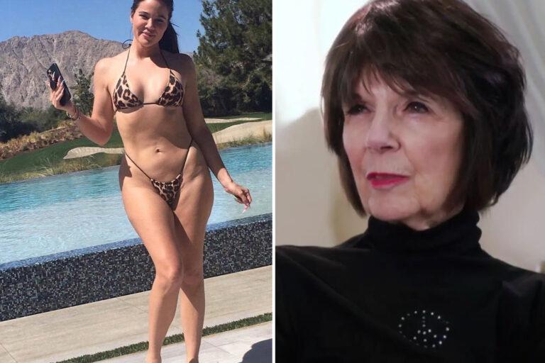 Khloe Kardashian's 'leaked' bikini pic was taken by grandma MJ as family call in lawyers for Twitter…