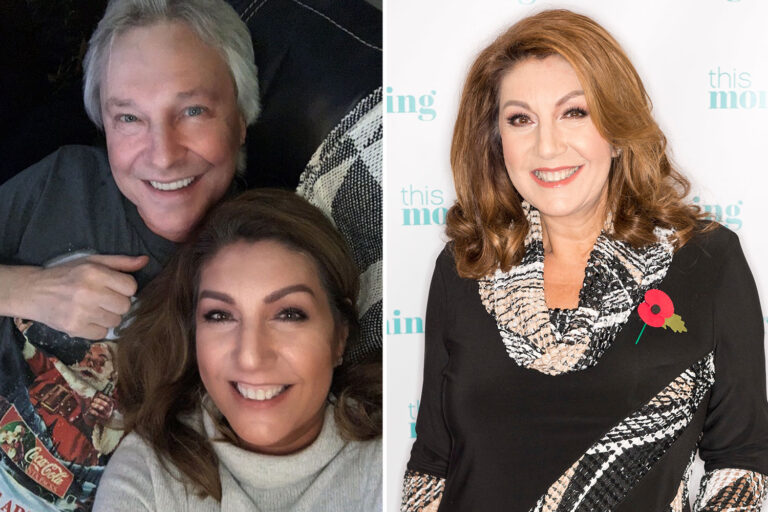 Jane McDonald's The Searchers star fiancé Eddie Rothe has died after battle with lung cancer