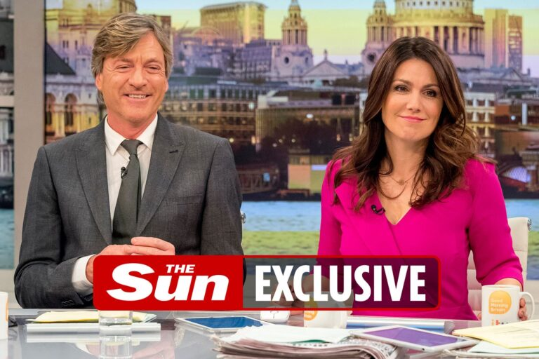 Richard Madeley is being tipped to replace Piers Morgan on Good Morning Britain