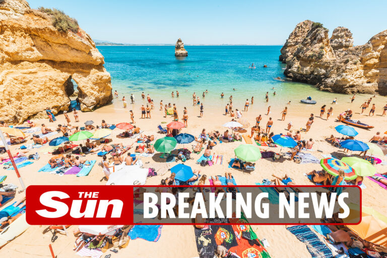 Green list countries: Grant Shapps reveals list of countries where Brits can go on holiday from May…