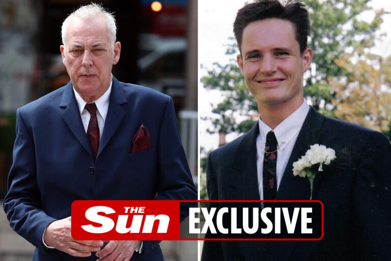 Michael Barrymore hopes for justice over death of Stuart Lubbock in his swimming pool 20 years ago