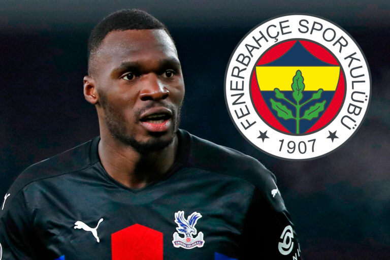 Christian Benteke could seal free transfer to Fenerbahce BEFORE Euros as Crystal Palace deal runs…